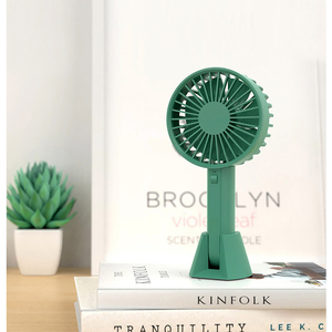 Image 3 - New Youpin VH Brand Portable Handheld Fan Low Noise With Chargable Built in Battery USB Port Design Handy Mini Fan 3 levels wind