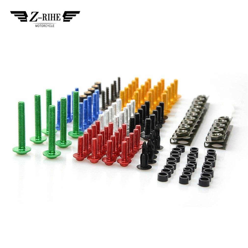 Hot Sale For Ducati 748 748ss 750ss 749 749s 749r 996b 996s 996r 996 Fuse Box 998b 998s 998r Complete Fairing Bolt Nut Screw Kit Accessories