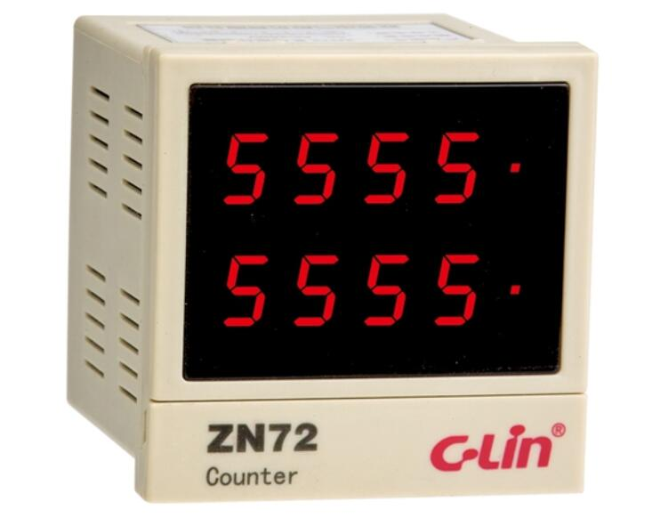 C-Lin Xin Ling multi-function time relay / tachometer / counter / frequency table / tired ZN72 AC220V  цены