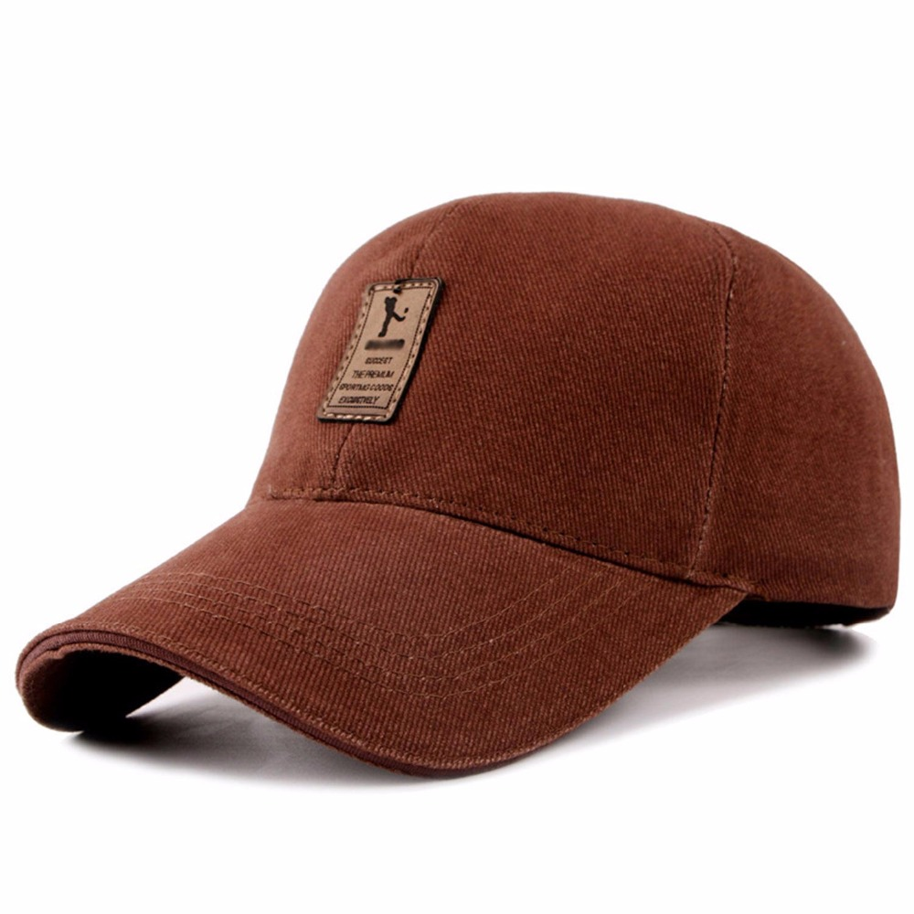 New Men s and Women s Cotton Golf Caps Summer Autumn Hat Outdoor Travel  Sports Sun Hats Baseball Cap Free Shipping Sale-in Golf Caps from Sports ... cf16c2d65a3c