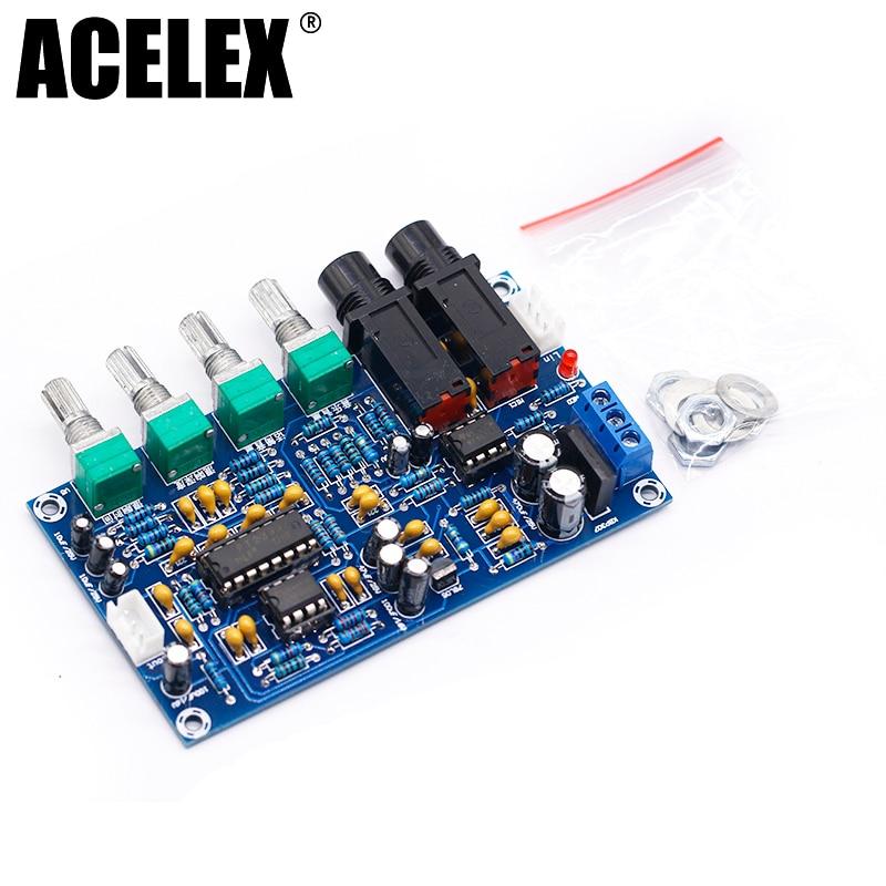microphone amplifier board Karaoke reverberation board XH-M173microphone amplifier board Karaoke reverberation board XH-M173