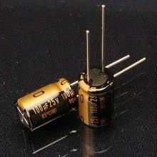 все цены на 30PCS new Japanese original nichicon audio electrolytic capacitor KZ 100Uf/25V free shipping онлайн