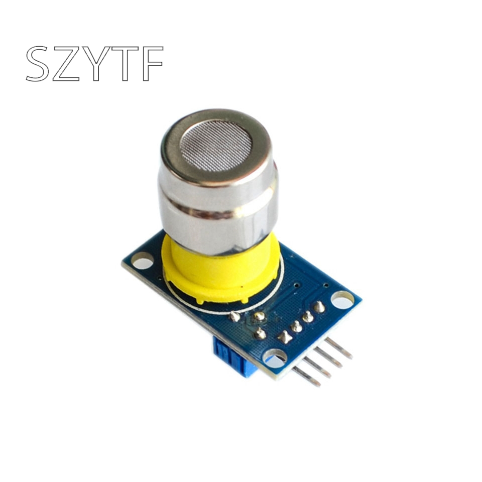 CO2 Carbon Dioxide Sensor Module MG811 Voltage Type 0-2V Voltage Output