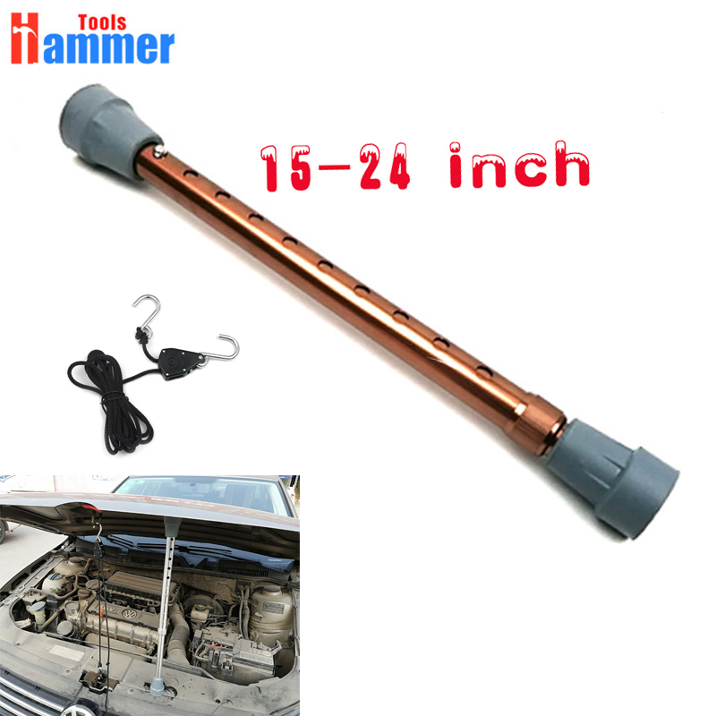 Car Front Hood Gas Charged Lift Support Struts For Paintless Dent Repair