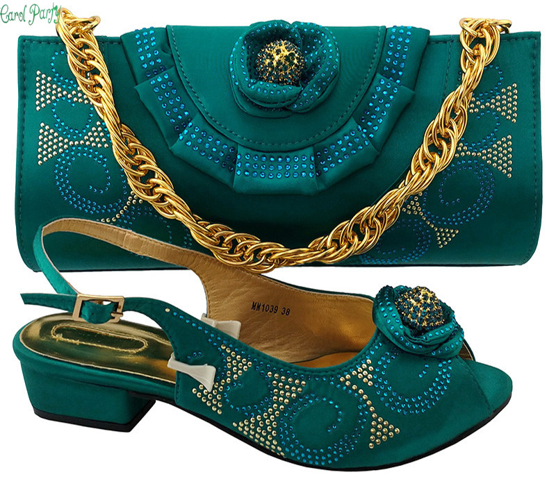 lady shoes African Fashion shoes and bag set fast free shipping Italian shoes and bags matching set in wedding and party MM1039 cd158 1 free shipping hot sale fashion design shoes and matching bag with glitter item in black