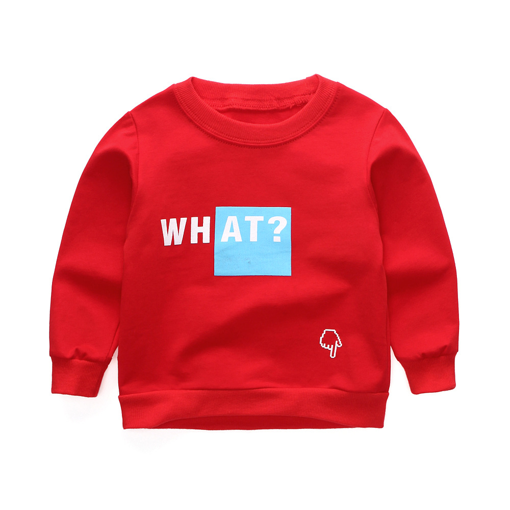 d4a844880e50 R Z Baby T-shirts 2018 Spring Autumn New Boys and Girls  Cotton Long ...