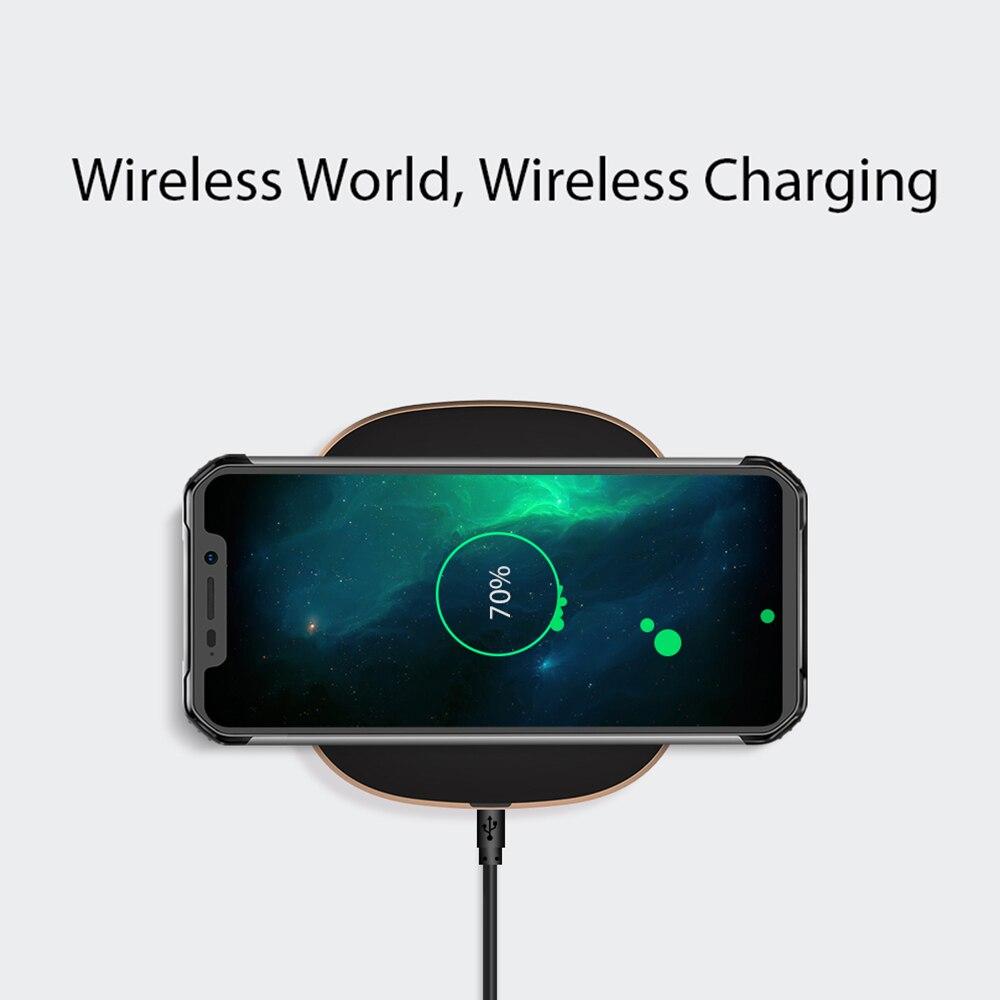 Image 4 - Мобильный телефон Blackview BV9600, водонепроницаемый, Helio P70, на базе Android 9.0, 4 ГБ+64 ГБ, AMOLED экран 6,21 дюйма 19:9, 5580 мАч, защищенный смартфон 2019Смартфоны и мобильные телефоны    АлиЭкспресс
