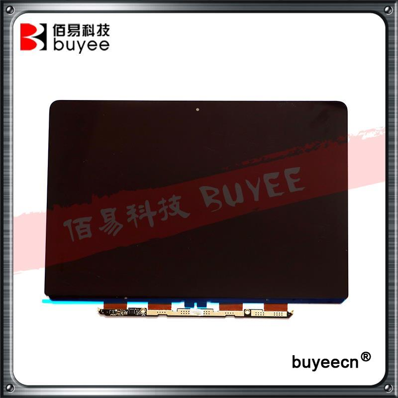 Original New 13 A1425 LCD Screen 2012 For Macbook Pro Retina A1425 LCD Display Glass Panel LP133WQ1-SJ A1 A3 LSN133DL01-A02 12 0 lcd screen lsn120dl01 for macbook retina a1534 mj4n2ch mf865ch lsn120dl01 lcd screen a1534 glass 2048 1536