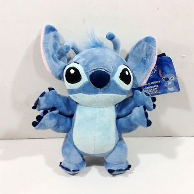 Four arms hands Lilo & Stitch 626 plush toy stuffed doll kids gift 22cm 8.66 toys for children lilo and stitch toy 626 experiment 4 hands stitch plush figure doll 22cm cute stuffed animals baby kids toys for children gifts