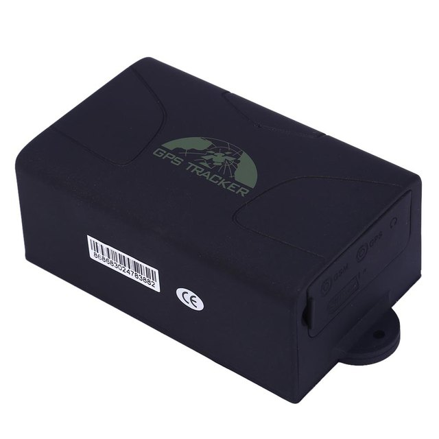 Vehicle Tracking System US Plug TK104B Portable Ultra-long Standby Real Time Tracker GPS / GSM / GPRS Position Terminal