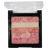 Llegó El nuevo hecho A Mano paleta Shimmer Brick Compacto Rosa Bronce Néctar Cuarzo Rosa Beige 5 del maquillaje del color Natural para la boda