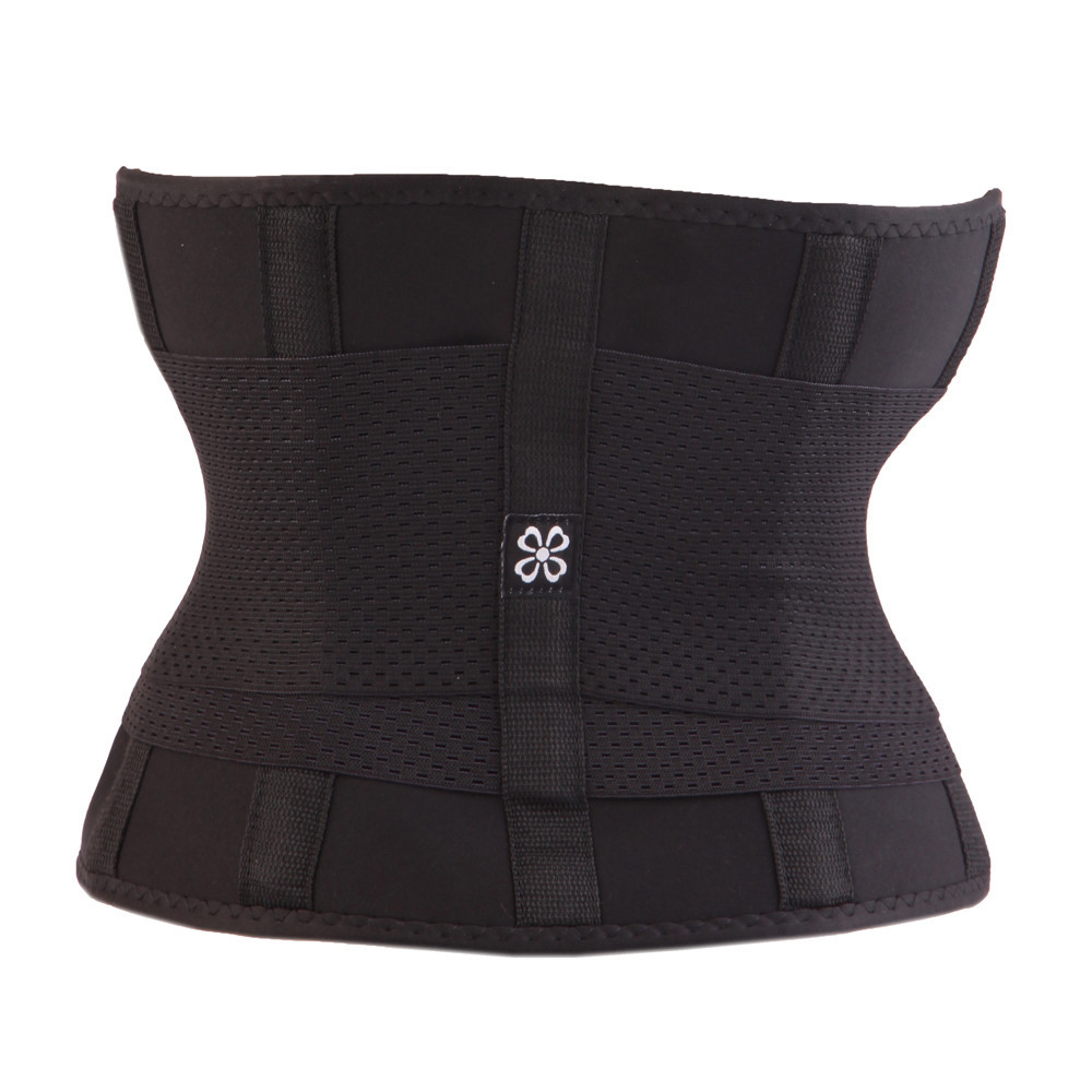hot shapers women slimming body shaper waist Belt girdles Firm Control Waist trainer corsets plus size Shapwear modeling strap   3