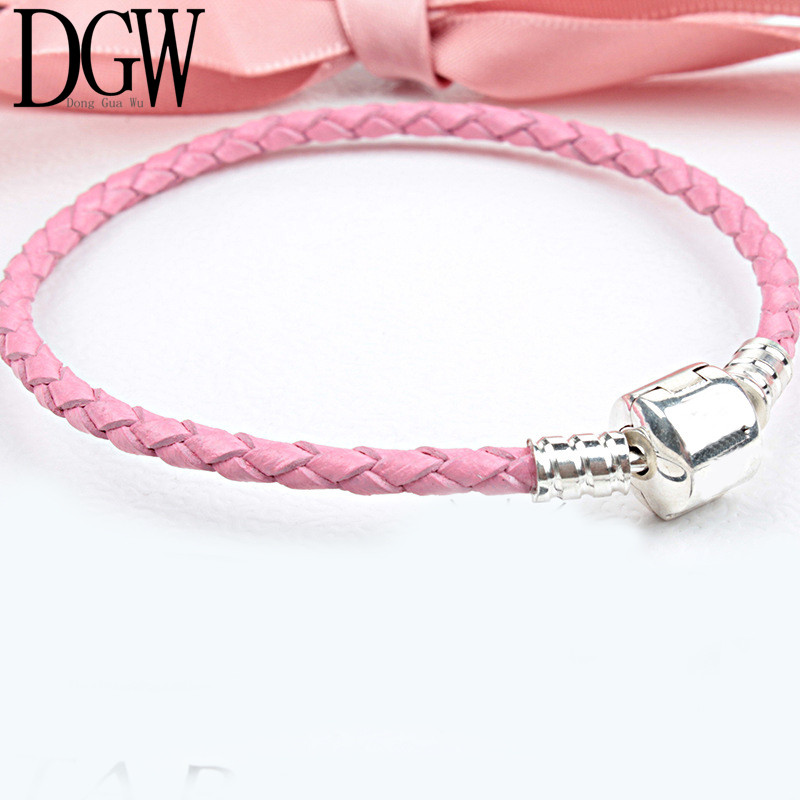 DGW Free Shipping Genuine Leather Bracelets