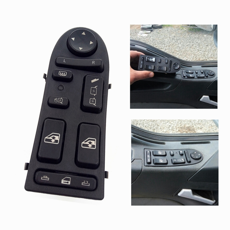 Car Styling 81258067098 Power Window Lifter Switch For MAN TGA TGX 81258067045 81258067098 901104002