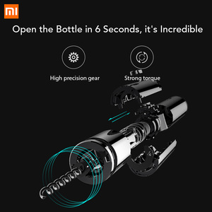 Image 2 - Original huohou vinho garrafa elétrica mi passkey 2018 legal gadget casa inteligente acessórios melhor presente