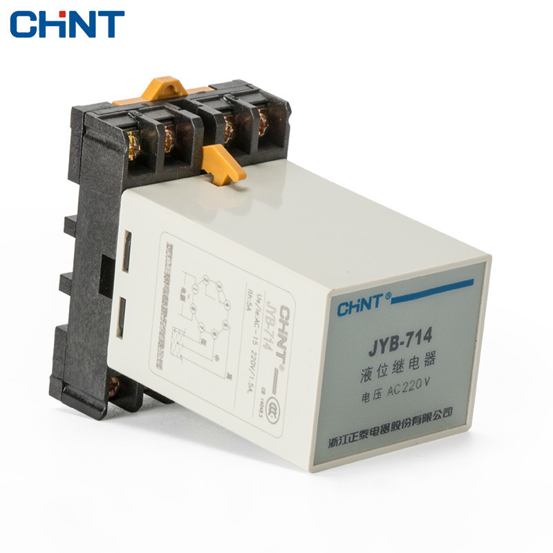CHINT Automatic Water Level Controller Position Controller Relay Water Pump Switch Water Tower Pool 500 Meters water level controller switch water tower tank automatic pumping drainage water shortage protection control circuit board