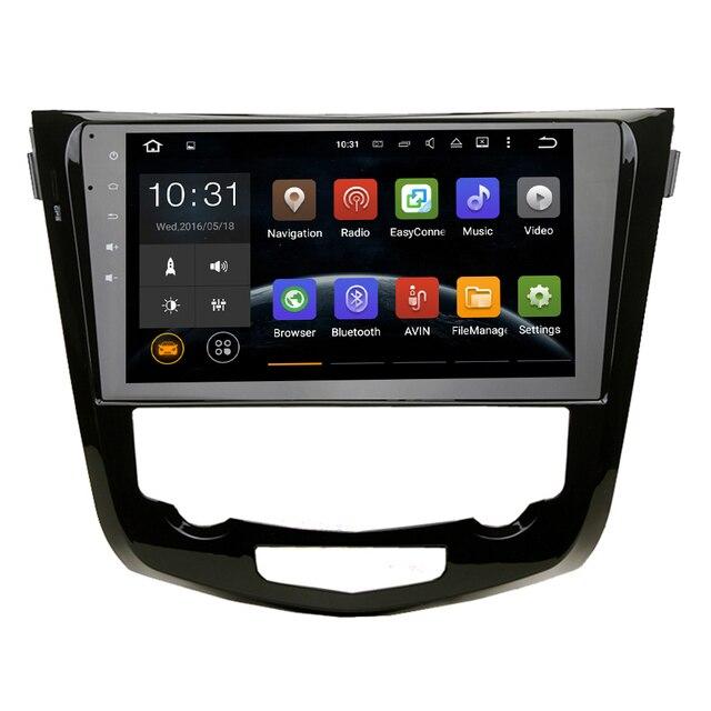 """10.2 """"Quad core 1024*600 Автомобилей Android 5.1.1 автомобильный GPS навигации для Nissan X-Trail 2014 2015 сенсорный Экран WIFI Bluetooth OBD КАРТУ"""