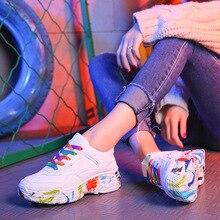 Sports womens shoes 2019 new Korean version of ulzzang Harajuku wild lightweight fashion women