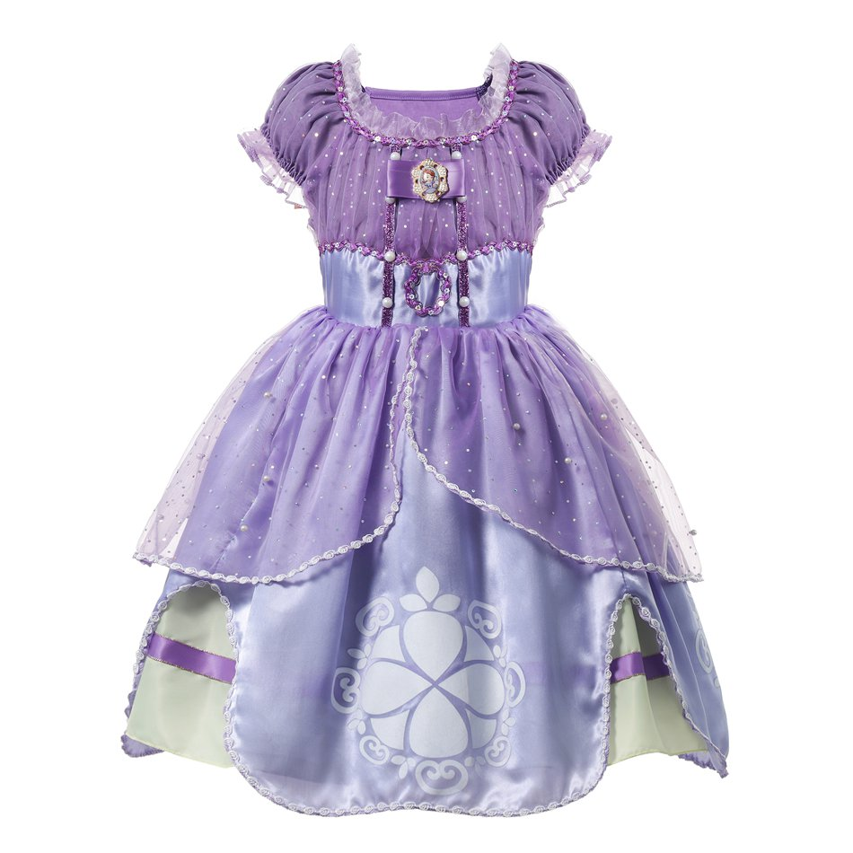 Girls Summer Princess Cosplay Costume (2)