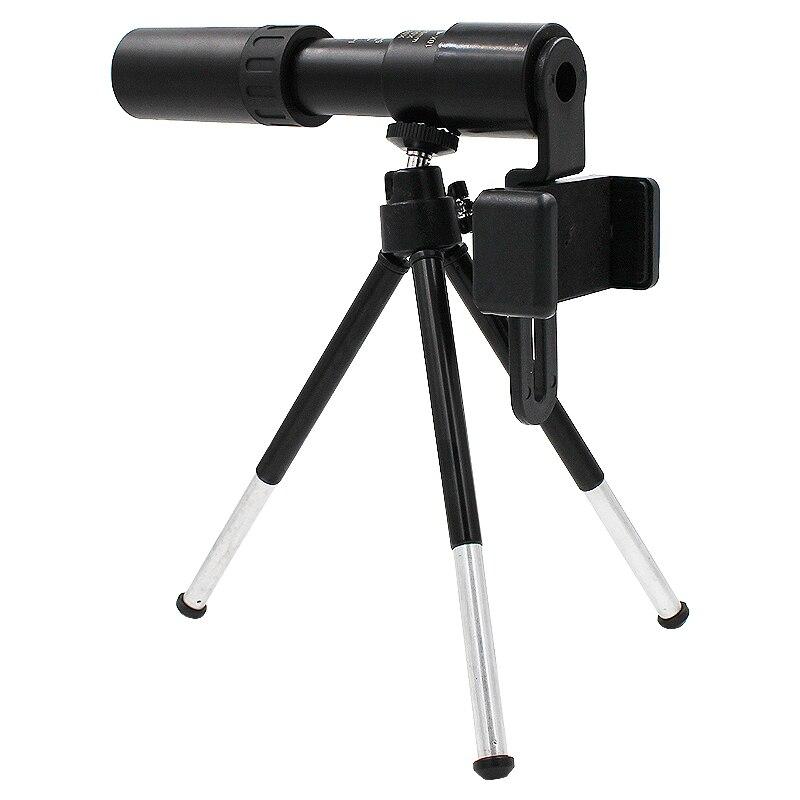 Kogngu Nouveau 30X Zoom Téléphone Télescope Mobile Téléobjectif Camera Lens Cellulaire Téléphone Telescopio Para Celular Universel Trépied Lente