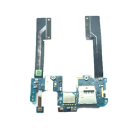 New Headphone Jack Sim Card Slot Holder Power Flex Cable Assembly For HTC Droid Butterfly S