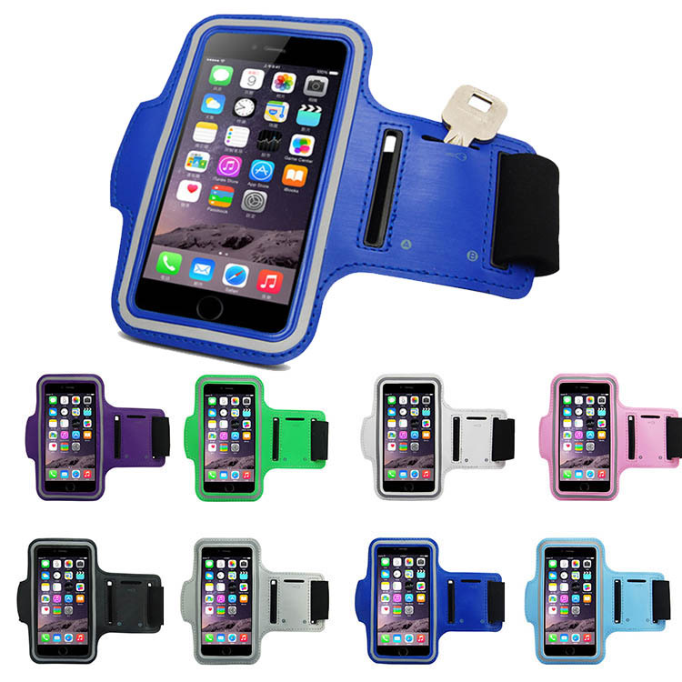 For iphone 6 6S Plus Outdoor Sport <font><b>Running</b></font> Arm Band Gym Wrist Strap Tune Belt Cover <font><b>Holder</b></font> <font><b>phone</b></font> cases Cover Free Shipping