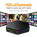 European Arabic French IPTV Octa-core Android IPTV Box S912 T95Z PLUS 1000M Sport Canal Plus French Channels Iptv Set Top Box