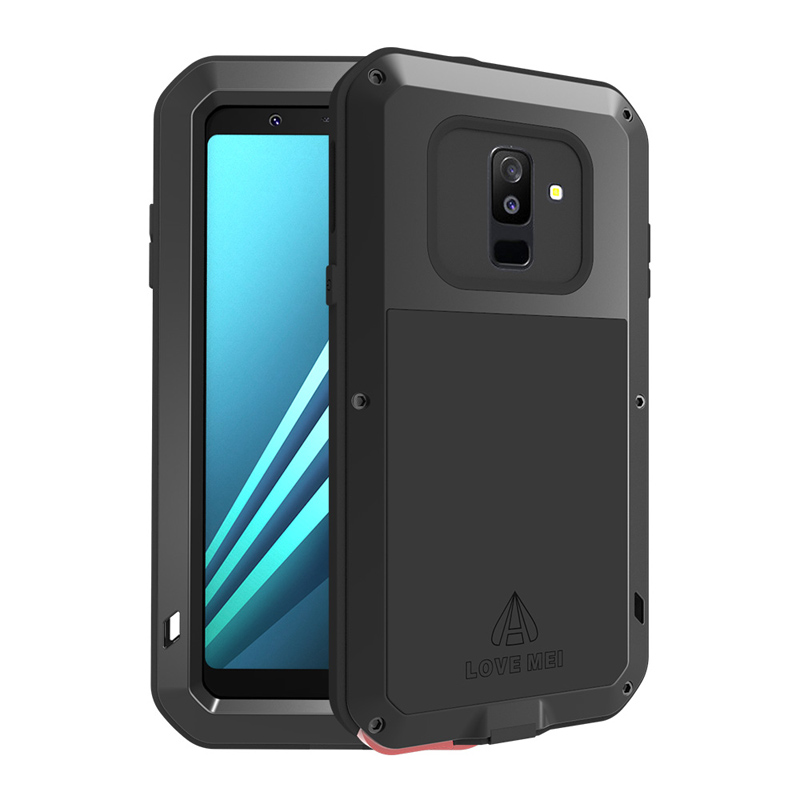 Armored Hybrid Cover Case Waterproof Case Fundas Housing Water/Dirt/Shock/Rain Proof For Samsung Galaxy A6 A6 Plus 2018 Case Armored Hybrid Cover Case Waterproof Case Fundas Housing Water/Dirt/Shock/Rain Proof For Samsung Galaxy A6 A6 Plus 2018 Case