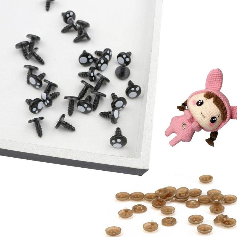 Safety eyes for amigurumi toys | amigurumi and crochet tutorials ... | 800x800