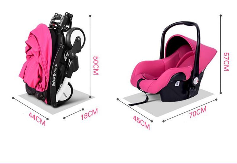 4 in 1 bay stroller01