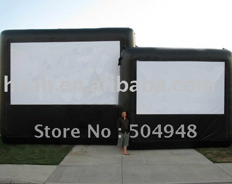 Inflatable Movie Screen Inflatables Projection Screen factory price inflatable water walking ball water zorb ball