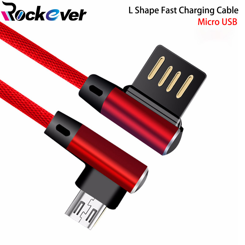 100CM Micro USB Cable 2A Fast Charger Data SYNC Game Cable For Samsung Galaxy s3 s4 s6 s7 edge plus note 4 5 J1 j3 j5 j7 Pro