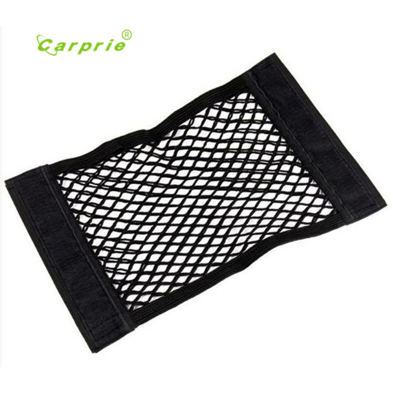 2017 Storage Bag Auto car-styling car styling Car Auto Back Rear Trunk Seat Elastic String Net Mesh Pocket Cages