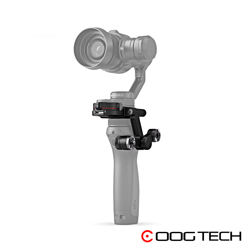 цена на OSMO X5 Adapter for DJI OSMO Handheld 4K Camera and 3-Axis Gimbal Part 37 DJI OSMO accessories Free Shipping