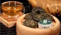 Chinese Yunnan 30pcs Green Tea Raw Puer Puerh Tea Puer Shen Pu Er Tea Bag Gift