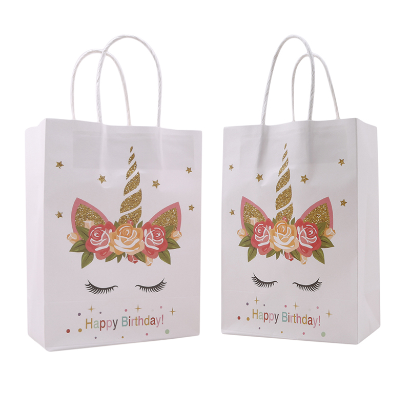 Gift Bags Party Bag For Unicorn