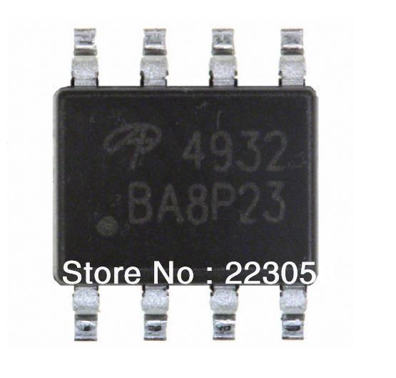 Транзистор 10 . AO4932 sop/8 4932