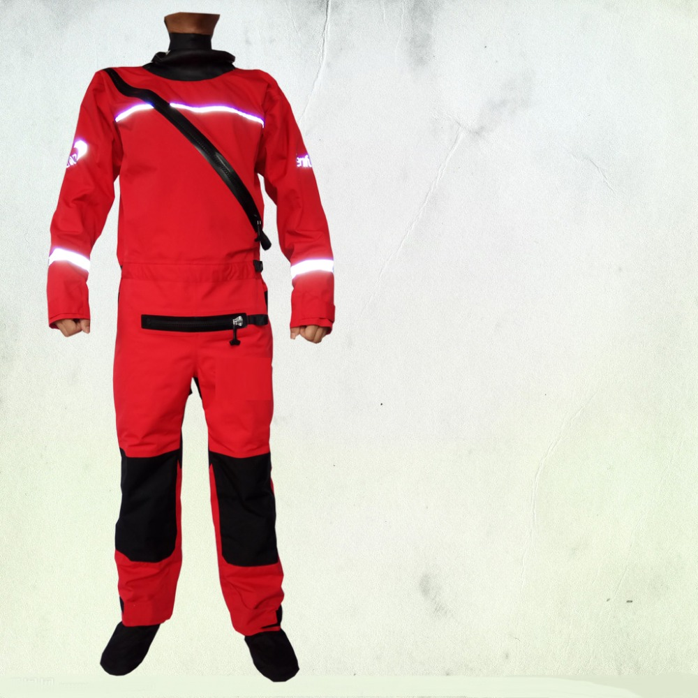 2019 front zipper dry suit latex neck and wrist gasket tizip relief zipper kayak whitewater rafting