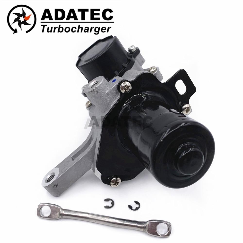 CT16V Турбокомпрессор, Вакуумный привод 1720130101 17201-30101 Φ для Toyota Landcruiser электронный перепускной клапан 1KD-FTV 173 HP