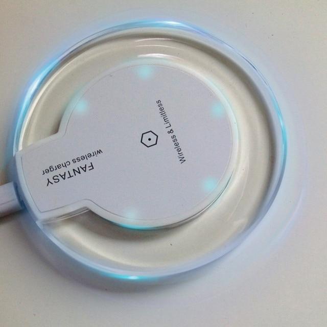 Универсальный Ци Беспроводное Зарядное Устройство Pad для Samsung Galaxy S7 S6 край Примечание 5 Ци Мобильный Телефон Смартфон Зарядки Зарядка док