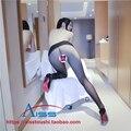 Сексуальные чулки анти-крюк весело вкус крайняя искушение живот бесшовные 360 градусов бесшовные Леггинсы Леггинсы колготки