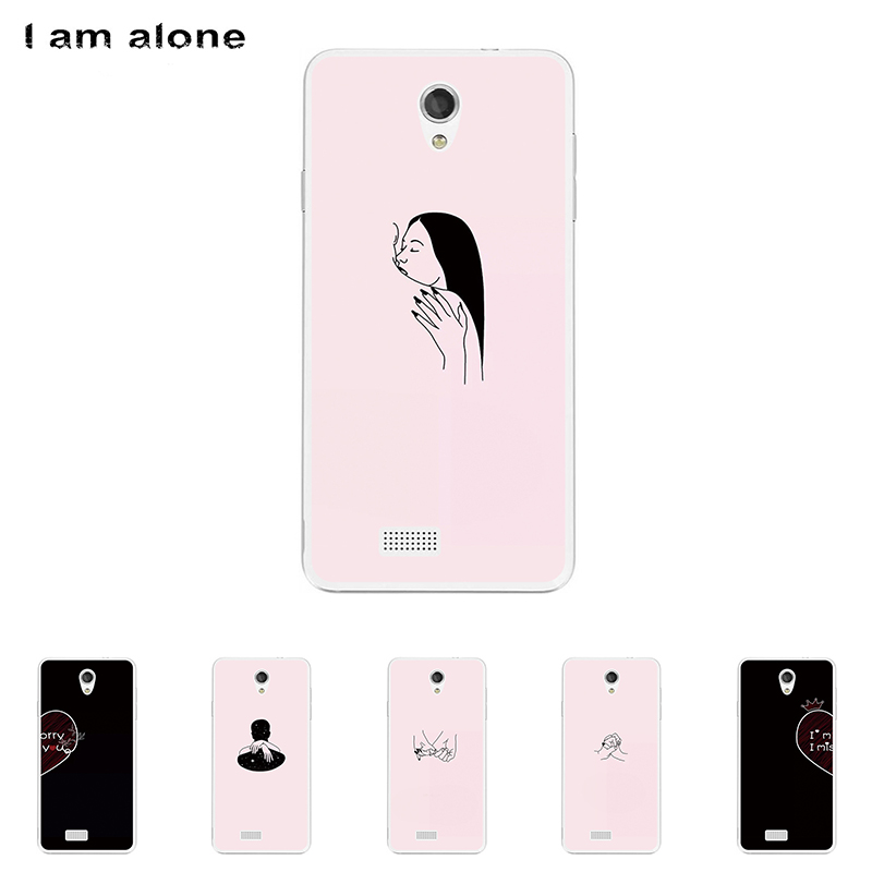 For Fly IQ4416 Era Life 5 Solf TPU Silicone Case Mobile Phone Cover Bag Cellphone Housing Shell Skin Mask DIY Custom Supported