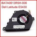 Бесплатная доставка оригинальный новый BATA0613R5H-006 EF50050V1-C181-S99 DC5V 0.3A для Dell Latitude E5430 охлаждающий вентилятор для ноутбука