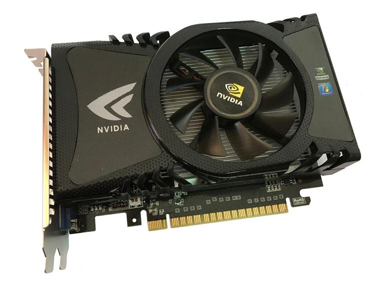 Carte vidéo nVIDIA GeForce GeForce GT630 2GB 128Bit DDR3 VGA/DVI PCIE