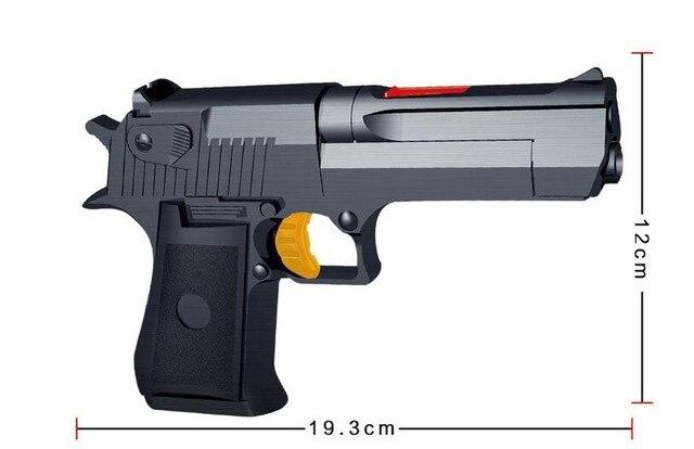 CS Game  Desert Eagle the most popular children's gift Water bullet Nerf gun soft bullet gun crystal bullet shooter outdoor toys