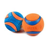 Pinze أليف مضغ اللعب الدبابيس وكرات مطاطية صغيرة كبيرة الكلاب تدريب الكلب يعض الكرة لعبة عيد