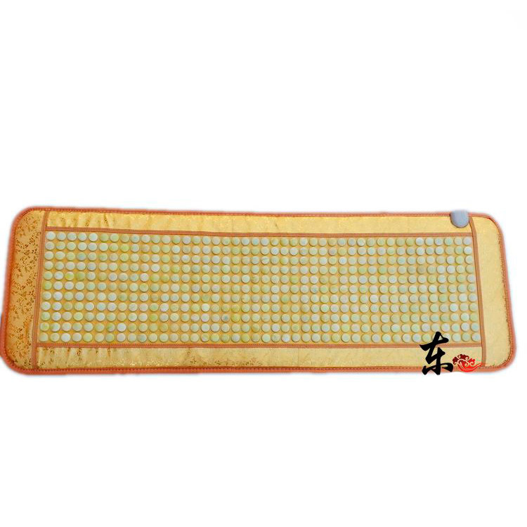 2016 Beauty Centre Massage Bed Jade Stone Mattress Jade Far Infrared Massage Mat As Seen On TV 50*150CM Free Shipping centre speaker