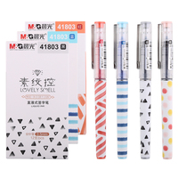 M G Straight Liquid Pen 0 5mm Student Office Exam Neutral Pen