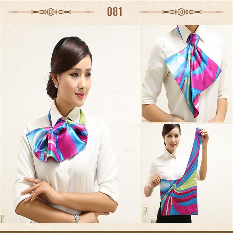 Variedad de ropa caliente Bufandas mágicas Bufanda de banco azafata - Accesorios para la ropa