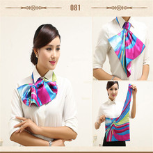 Hot wear Variety Magic scarves Bank scarf stewardess small units of work uniforms female girl send a gift